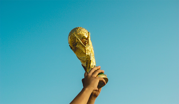 World Cup Trophy 2018